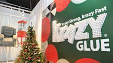 Krazy Glue® Creates the Craziest Holiday Store Yet