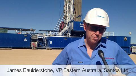 Santos - How technology is driving new gas projects in Australia