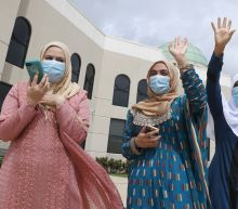 US Muslims try to balance Eid rituals with virus concerns