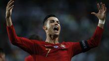 Cristiano Ronaldo one strike away from 700 career goals