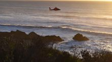 12-year-old boy swept to sea by wave in northern California