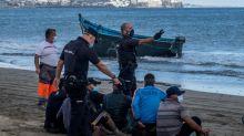 Les îles Canaries, nouvelle «prison» pour migrants de l'Europe