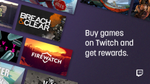 """Twitch to start selling games """"soon"""""""