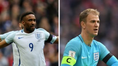 International HOT or NOT: Defoe shines, but England fans and Hart let the side down
