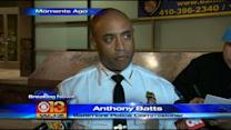 Baltimore Police Commissioner Anthony Batts Discusses Protests