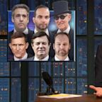 Colbert: Impeachment and The Matrix