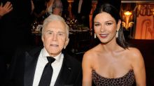 Catherine Zeta-Jones Expresses Gratitude for 'Overwhelming Love' Following Kirk Douglas' Death