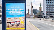 Danish far-Right condemned for poster campaign telling refugees to 'go home to sunny Syria'