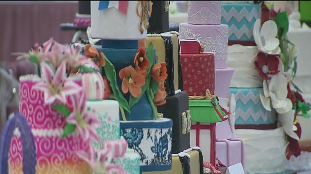 Sugar Art Show sweetens 2013 Tulsa State Fair with hundreds of cakes