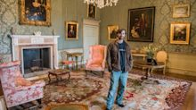 Meet the 32-year-old Lord of the Manor at Mellerstain House
