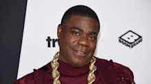 Tracy Morgan crashes £1.5m car 'an hour after buying it'