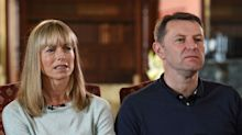 Kate and Gerry McCann in their own words: 13 years of never giving up hope