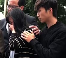Chinese victim's family distraught over loss