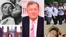 Piers Morgan should try watching and listening during Black History Month