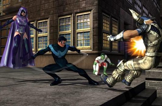 GDC10: DCUO debuting Mass Animation contest preview trailer
