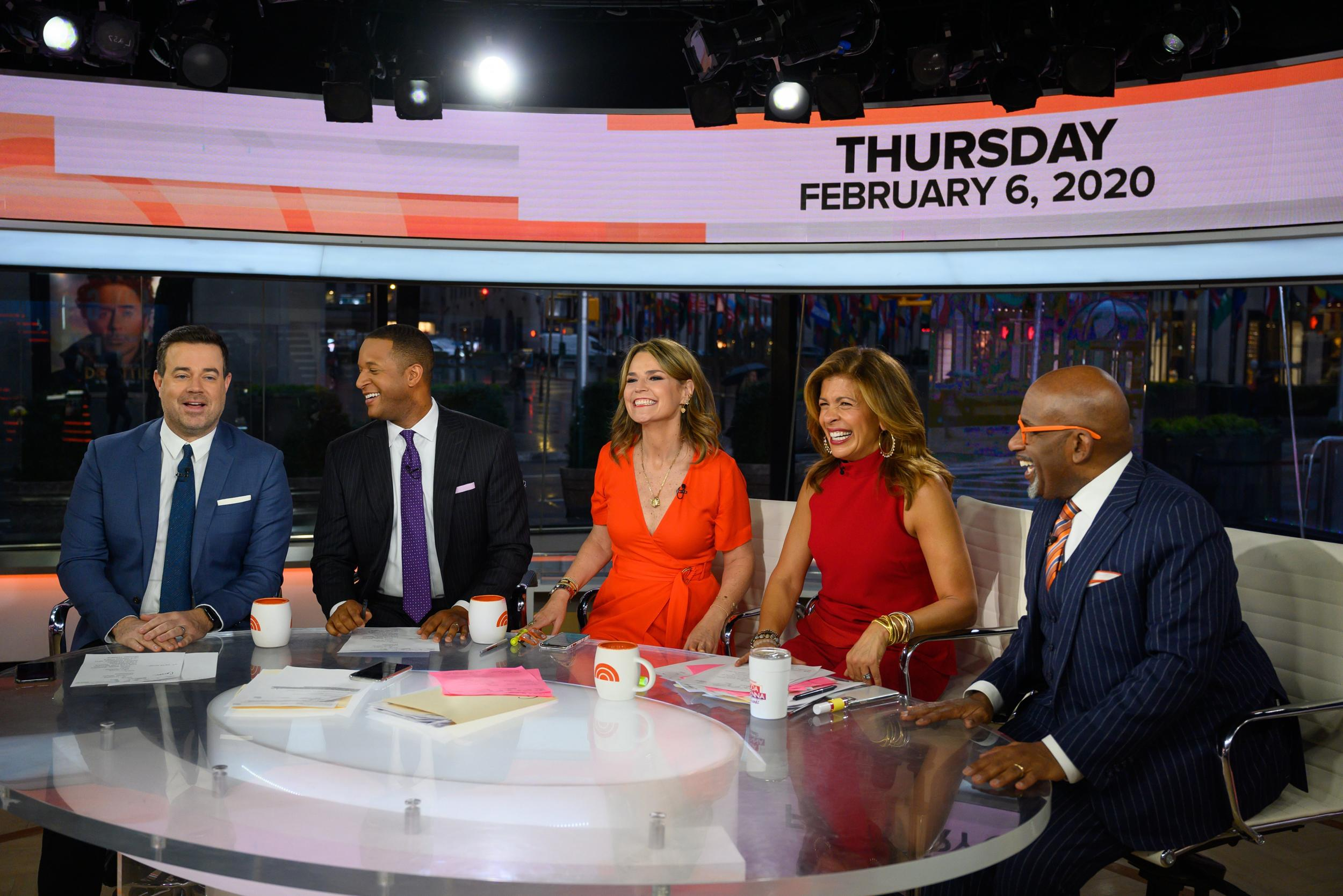 NBC launches 'TODAY All Day,' a 24/7 streaming network