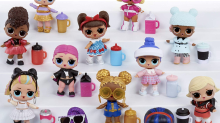 Get a head start on holiday shopping: L.O.L dolls (the 'hottest' toy of 2018) are up to 65 percent off, today only