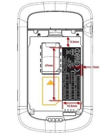 BlackBerry Bold 9930 blows through the FCC, GSM and CDMA on board