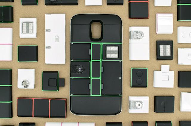 Pretend you have Project Ara with this modular smartphone case