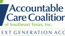Accountable Care Coalition of Southeast Texas Generates $15.6 Million in Shared Savings over Two Years under Next Generation Accountable Care Organization Model