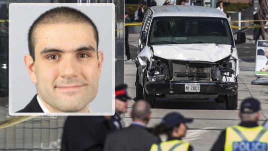 Toronto attack victims were 'predominantly female'