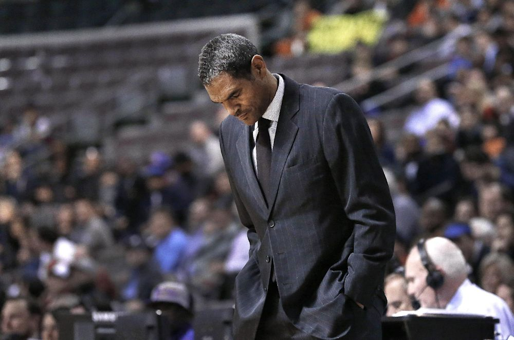 Pistons fire coach Maurice Cheeks