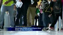 Westridge Middle reopens with new facility