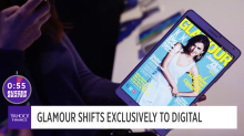 Glamour shifts exclusively to digital