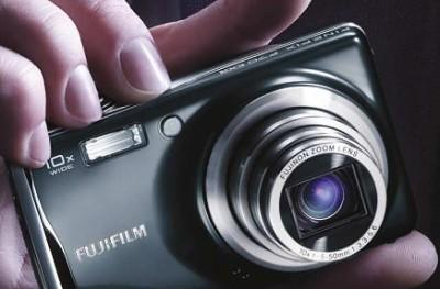 Fuji F70 EXR compact superzoom spotted all over the 'net, S200FS mentioned