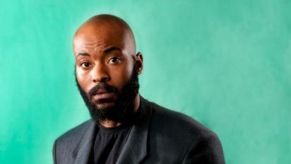 Arinzé Kene: 'Grief can make you feel alone but talking gets you through'