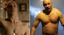 "Tom Hardy ""damaged his body"" with movie transformations"