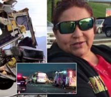 Grandmother of Five Among 13 Dead in California Tour Bus Crash