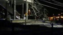 Turkish train crash in Ankara kills four, injures 43: governor