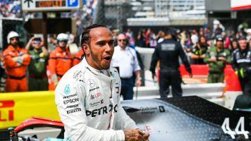 Hamilton gewinnt in Silverstone - Vettel nach Kollision ohne Punkte