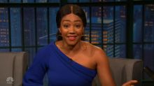 Tiffany Haddish thanked Lorne Michaels for not hiring her on 'Saturday Night Live'