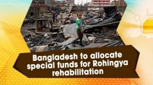Bangladesh to allocate special funds for Rohingya rehabilitation