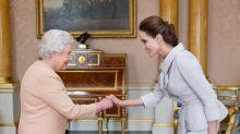 What 32 celebrities wore to meet the Queen