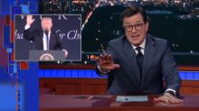 Top 5 Donald Trump Punch Lines From Stephen Colbert This Week