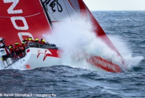 Vai e vem! Equipes da Volvo Ocean Race se movimentam