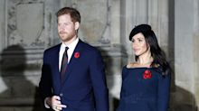 La tarjeta navideña de Meghan Markle y el príncipe Harry