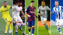Las cuentas de la jornada 37: ¿Qué se juega cada uno? ¿Quién se juega el título, la Europa League, la permanencia y el descenso?