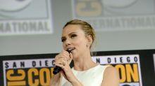 See Scarlett Johansson's massive egg-shaped engagement ring