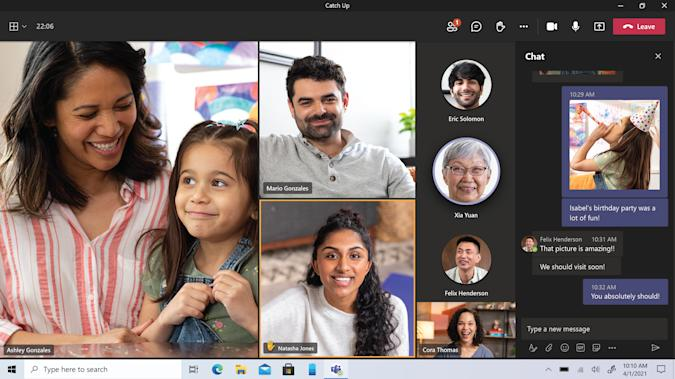 Microsoft Teams for personal use