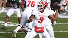 No. 10 Indiana loses starting QB for Big Ten homestretch