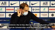 """Neymars Rassismusvorwurf! Tuchel: """"Nichts gehört"""""""