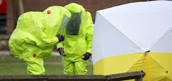 Scientist recalls Novichok find: 'My blood went cold'