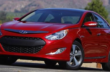 Hyundai Sonata Hybrid was delayed into 2011... by 'virtual engine sound' system