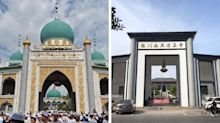 China destroys domes of famous mosques as cultural whitewash continues