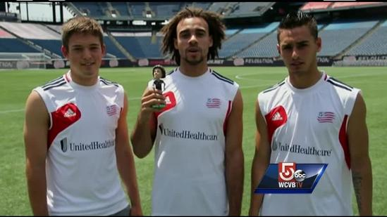 Wake up Call from New England Revolution