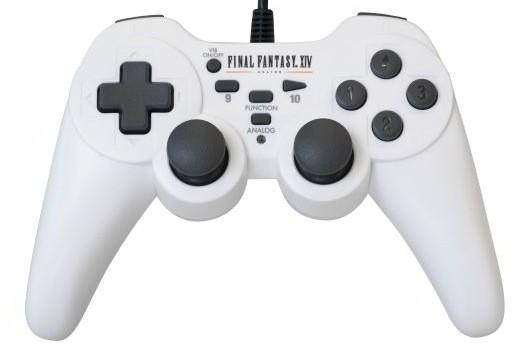 Control Final Fantasy XIV officially with this PC controller